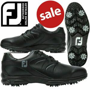 FootJoy-Golf-Shoes-ARC-XT-Men-039-s-Black-Black-NEW-2019-SALE