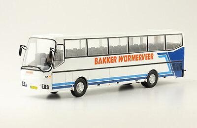 BOVA Futura FHD NL 1:43 Historischer Bus Fertigmodell Die-Cast Metall