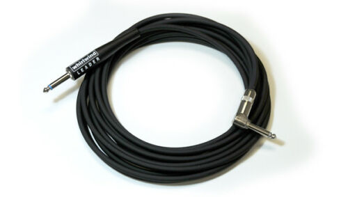 Whirlwind Leader 25ft L25R Electric Guitar Cable Cord with Right Angle USA