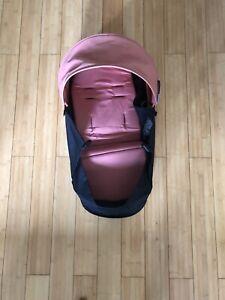 Babyzen Yoyo Newborn Pack Ginger w/ Rain Protector | eBay