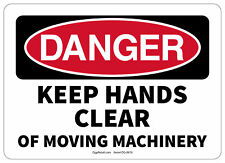 Caution Keep Electric Panel Area Clear Sticker Safety Sticker Sign D708 OSHA