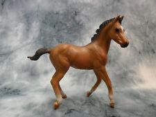 CollectA NIP * Quarter Horse Foal - Chestnut  * #88587 Model Horse Figurine Toy