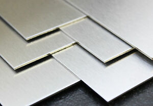 Brushed-Stainless-Steel-430-Sheet-Plate-0-9-1-2-1-5-2mm-Guillotine-Cut-Sheet