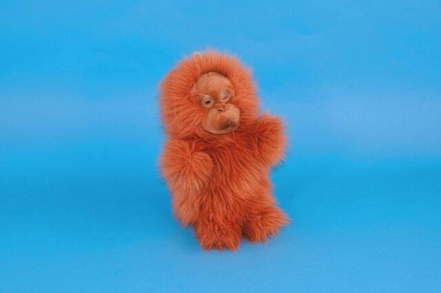 Orangutan Primate Hand Puppet with Arm Rod
