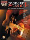 Modern Rock Guitar Play-Along by Hal Leonard Publishing Corporation (Mixed media product, 2003)