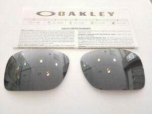 Oakley Replacement Lens Turbine - black iridium polarized DnM8afRW