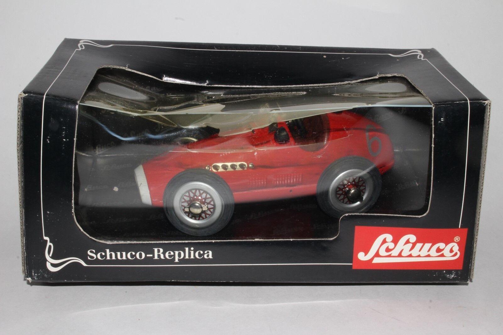 Schuco replica  1070 grand prix racer with box   haute qualité et expédition rapide