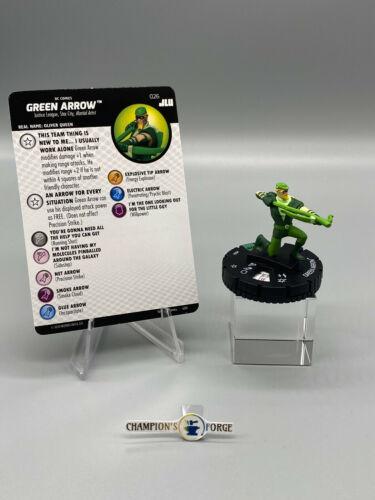 DC Heroclix Justice League Unlimited #026 Green Lantern