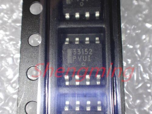 10PCS MC33152DR2G MC33152 33152 SOP-8