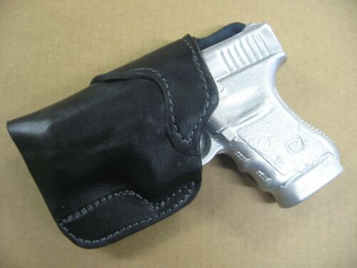 A Azula Leather SOB Small Of Back OWB Belt Holster CCW For..Choose Gun /& Color