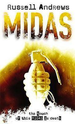 """1 of 1 - """"AS NEW"""" Midas, Andrews, Russell, Book"""