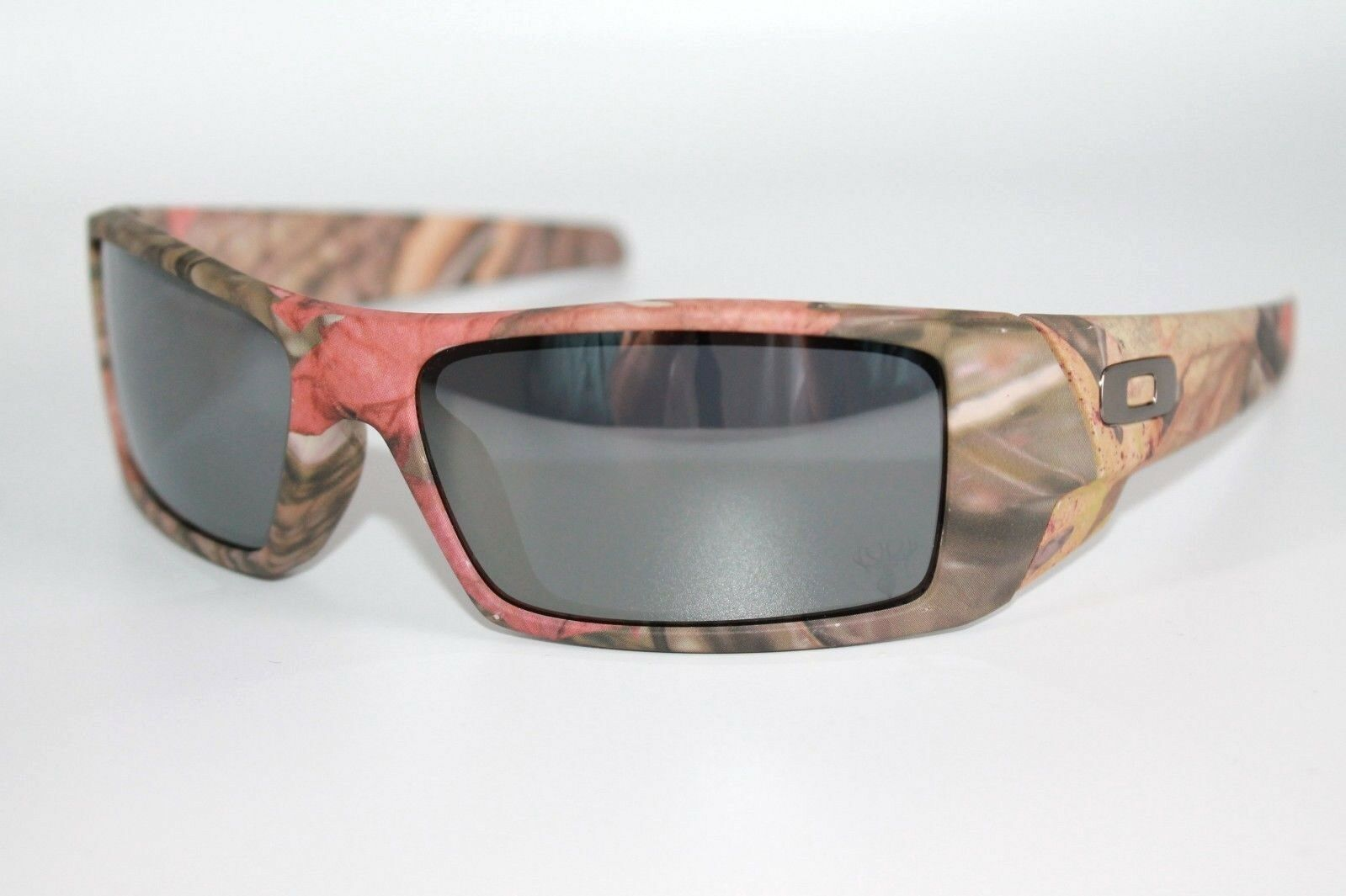 9a05c9b7be9 ... germany oakley sunglasses gascan 03 483 woodland camo frames black  iridium lens 60mm ebay 32607 2f1b4