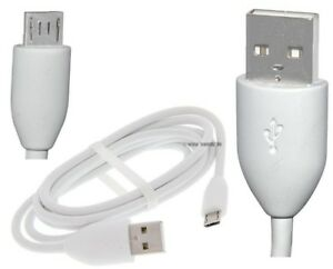 Original-HTC-USB-Micro-Datenkabel-fuer-HTC-T-Mobile-myTouch-4G-Ladekabel-Weiss