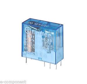 Relay 24vdc two exchange 5a model finder 4052 £3. 64 | picclick uk.