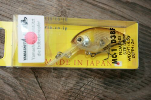 Maria YAMASHITA Crank Bait mc-1 d38f 3,8 cm made in Japan OFFERTA SPECIALE