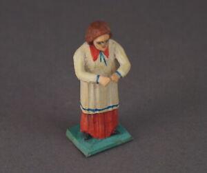 Grulicher-Krippenfigur-034-Ministrant-034-Holz-geschnitzt-gt-7-cm-lt-12040