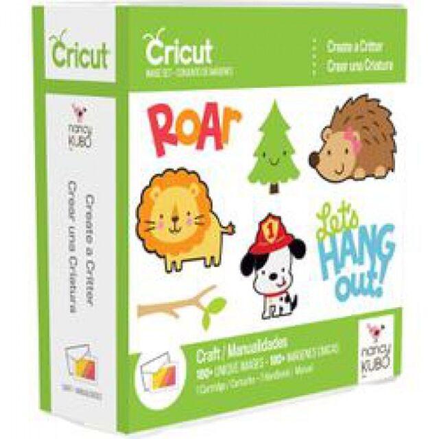 Create a Critter ** Animal Phrase Cricut Cartridge