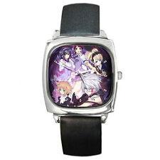 Seikon no Qwaser Ultimate Leather Wrist watch