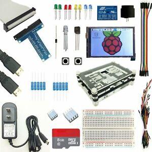Raspberry-Pi-3-B-B-Plus-3-5-Inch-Touch-Screen-HDMI-LCD-Display-8GB-Micro-SD