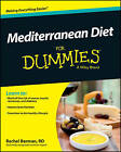 Mediterranean Diet For Dummies by Rachel Berman (Paperback, 2013)