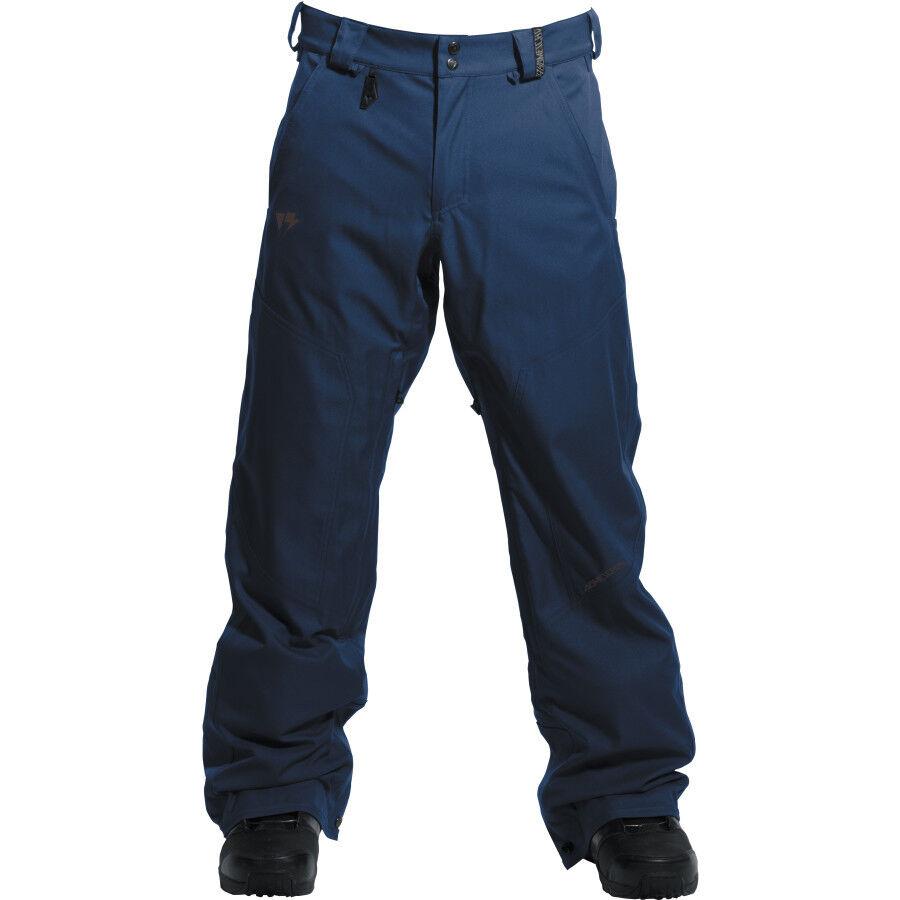 Homeschool Frost Hammer Pant - Men's Size XL Union bluee Snowpant - Snowboard Ski