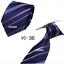 Classic-Red-Black-Blue-Mens-Tie-Paisley-Stripe-Silk-Necktie-Set-Wedding-Jacquard thumbnail 46