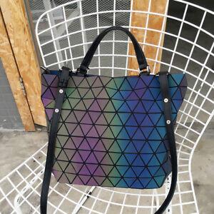 Luminous-Bao-Bao-style-Quilted-Handbag-Bag-3-Sizes-latest-fashion-Light-Reflect