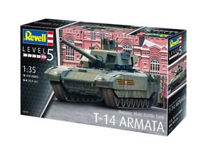 Revell-03274-1-35-Russian-MBT-T-14-Armata-Neu