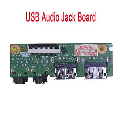 For ASUS S551L  K551A K551LB  k551LN  USB Board Audio Board IO Board REV 2.1