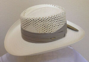 4eaa07ce795fd SCALA   MENS GAMBLER HAT   L or XL   NEW PANAMA STYLE VENTED TOYO ...