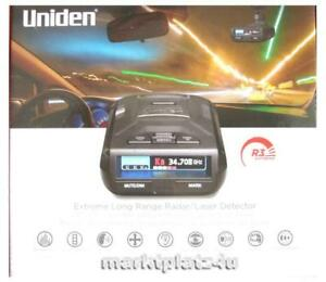 UNIDEN R3 EXTREME GPS RADAR LASER DETECTOR INTERNATIONAL