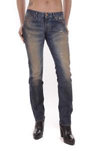 Diesel-Myboy-0821D-Damen-Jeans-Hose-Slim-Straight-Low-Waist