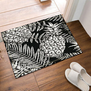 Door Mat Bathroom Rug Bedroom Carpet Bath Mats Non-Slip Mermaid and octopus
