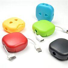 Cable Cord Wire Organizer Bobbin Winder Smart Wrap for Headphone Earphones