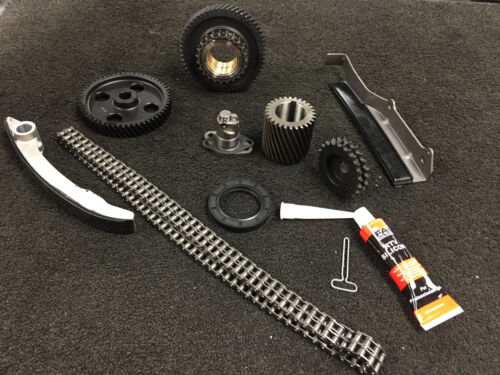 MITSUBISHI SHOGUN PAJERO EXCEED 2.8TD 4M40 TIMING CHAIN KIT FULL KIT WITH GEARS