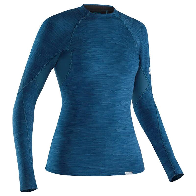 NRS Women's HydroSkin 0.5 Long-Sleeve Shirt   Thermal   Neoprene   Watersports