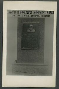ca-1949-BABE-RUTH-MONUMENT-Advertising-RPPC-Photo-Postcard-HONEYSPOT-MONUMENT