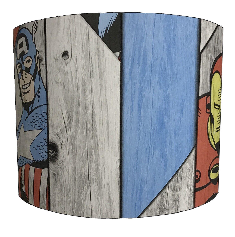 Paralumi Ideale Da Da Da Abbinare Piumini di Super Eroi Super eroi Adesivi Murali Adesivo & 943d9d