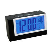 Hippih Digital Alarm Clock ,Electric Alarm Clock with Snooze Light Function