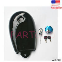 100% Fuel Tank Cap W/ Petcock For Honda Mini Trail Z50 Z50a Z50j Z50r 50cc