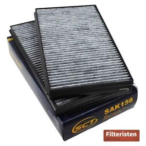 SCT Germany SAK 156 Innenraumfilter passt für BMW 6er Cabriolet E64