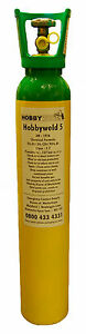 Hobbyweld-5-Mig-Welding-Gas-9-litre-at-137-bar-Deposit-required-see-description