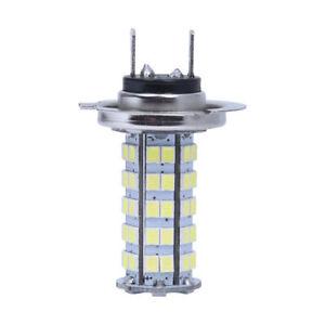 BOMBILLA-de-LaMPARA-de-H7-3528-SMD-68-LED-BLANCO-12V-para-COCHE-Z2X4