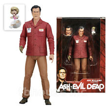 "7"" VALUE STOP ASH figure VS EVIL DEAD army of darkness STARZ TV SERIES neca 2016"