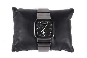 5ebd329bdfdf Rado R5.5 Black Chronograph Ceramic Men s Watch R28886182 ...