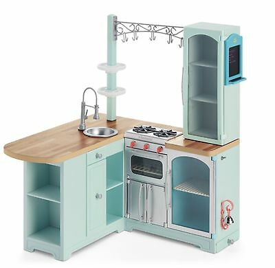 AMERICAN GIRL GOURMET KITCHEN NEW IN BOX Kitchen ONLY No Accessories
