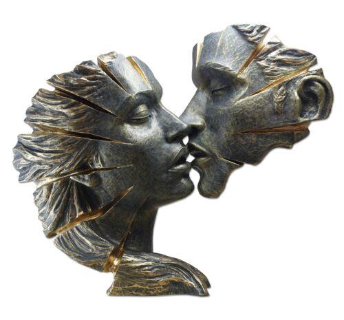 Steinguss Angeles Anglada Skulptur Annäherung