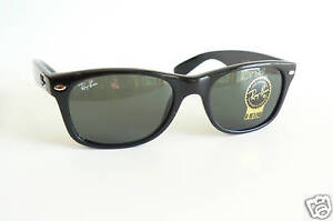 fff73a30eb Image is loading SUNGLASSES-RAY-BAN-2132-55-18-901L-Large-