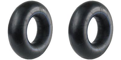 TWO 400-8 400X8 400 8 TR13 HEAVY DUTY TIRE INNER TUBES #80016 2