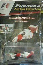 F1 formula 1 car collection Ayrton Senna model #24 1993 McLaren MP4/8